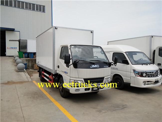 JMC Refrigerated Trucks