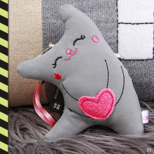 Jouets réfléchissants pour chat en peluche avec CE En13356 / Poupée réfléchissante pour sécurité / Sac perle réfléchissant