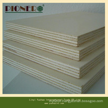 White Melamine Plywood for India