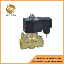 Brass Water/Gas Solenoid Valves
