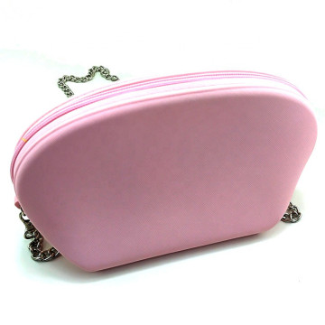 Bolso de mano para mujer Bolso cosmético de silicona casual