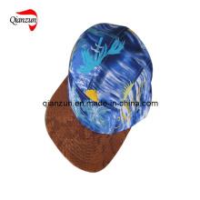 5-панель Custom Обычная Snakeskin Обычная шапочка (ZJ072)