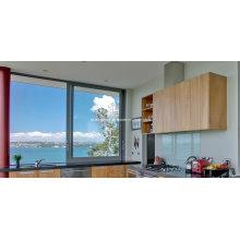 Кухонные самоочищающиеся стеклянные алюминиевые раздвижные окна Цены