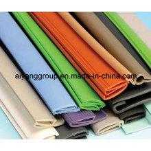 2 mm Woodgrain mobiliario PVC Lipping para la decoración