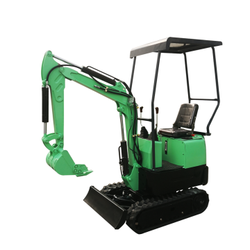 China Best Price Crawler Digger mit Tiltrotator 1 Tonne Mining Breaker 0,6 t Mini Micro Bagger