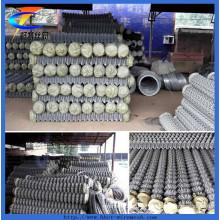 Verzinkte Kettengliederung (Fabrik) (CT-37)