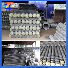 Galvanized Chain Link Fencing (factory) (CT-37)
