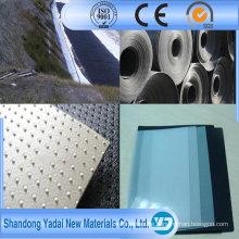 1.5mm HDPE Geomembranen für Deponie-Liner