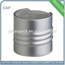 Алюминиевая пластиковая крышка диска и пластиковая крышка
