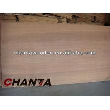 Contraplacado keuring com núcleo de madeira (4x8 contraplacado)