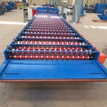 PPGI máquina de prensagem de rolo ondulado