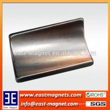 Gesinterte Neodym-Magneten für Lichtbogen-Magnetgenerator / Lichtbogen-Magnet für Permanentmagnet-Generator