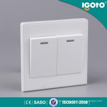 Interruptores de pared con control remoto inalámbrico Igoto D2021