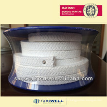 100% Pure PTFE Packing without oil