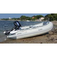 Beliebtes PVC-Schlauchboot zum Angeln oder Arbeiten