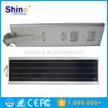 Hecho en China 40w llevó la luz de calle solar