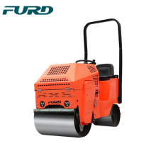 Mini road roller with two drum road construction machinery FYL-860
