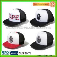 Capuchon et chapeaux Snapback en coton SN-1175