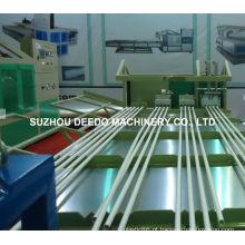 Máquina de perfuração de tubos para máquinas de extrusão de plástico