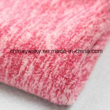 100% kationisches Polyester Polar Fleece für Jacke