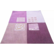Hot Sale Home & Hotel Decoration Floral Shaggy Rugs, Furniture Rugs