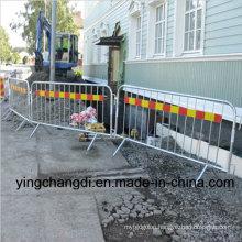 The Classic Blockader Steel Crowd Control Barricade