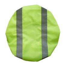 Tampa alta reflexiva do saco da segurança da visibilidade da tira 300d Oxford (YKY2812)