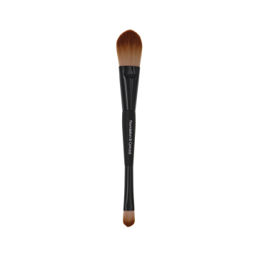 Βούρτσα μακιγιάζ Double Head Concealer Brushes Foundation