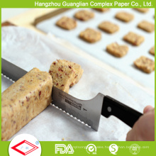 Silicone Treated Non-Stick Oil Proof Baking Paper