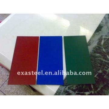 PPGI (Color Coated Steel Plate)