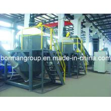 Machine de recyclage de bouteilles 500-6000kg / H