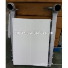 Intercooler de agua a aire para intercooler de camiones RENAULT 5001873716 NISSENS: 97058