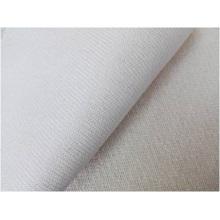Tissu filtrant texturé en fibre de verre
