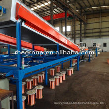 40H(40 heads/lines) annealing and tinning Machine