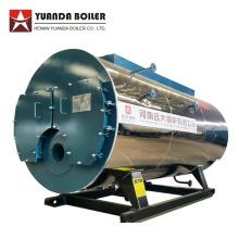 Precio barato WNS Caldera de tubo de fuego de 200 hp