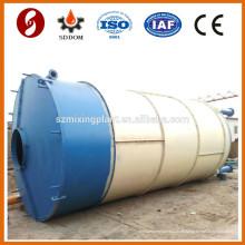 Fabricação silo de armazenamento de 200 toneladas de cimento para venda com todos os acessórios