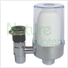 Purificador de água de torneira com cartucho de filtro de cerâmica
