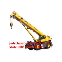 RT70 70 Ton 4x4 Rough Terrain Tractor Crane