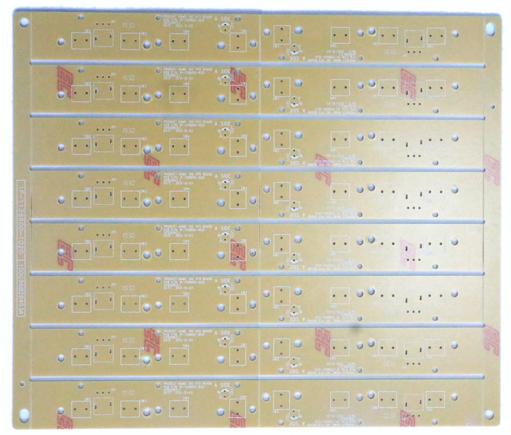 1 6mm 1oz Cem3 Osp Pcb