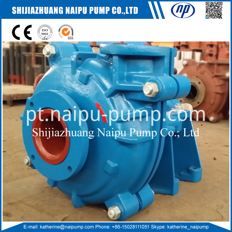 100zj Metal Slurry Pump