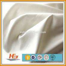 barato tela branca de 280cm Percal para o hotel e as folhas do hospital