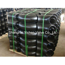 Factory Supply Carbon Steel 45 90 180 Degree Elbow