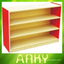 Kindergarten Colorful Furniture Particle Board Multifunctional Storage Cabinet