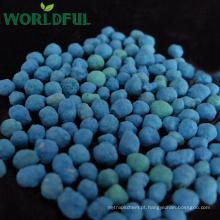 Fertilizante de Kieserite com Sulfato de Magnésio