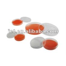 pratos de cultivos de tecido