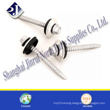 Hex Self Drilling Screw with Flange