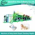 Full-Servo High-Speed Baby Pull up Pants Machine with CE (YNK500-SV)