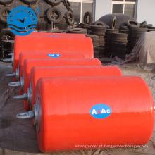 Bóia de flutuação marinha do pára-choque profissional da espuma do navio do grupo / doca de EVA da fabricação para a venda