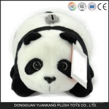 China Banco de moneda de encargo suave de la panda de la felpa de la muñeca de la panda para el regalo de los niños