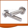 Hexagon Flange Bolt with Serration